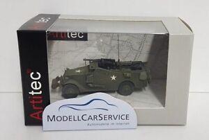 Artitec 1/87: 387.114 M3A1 White Scout Car US Army