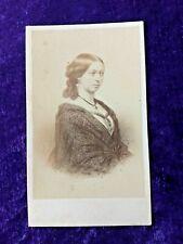1860 CDV - Photo of Queen Victoria