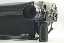 【 Exc+5 + Case 】 Nikon R10 Super 8mm Movie Camera f/1.4 Zoom From JAPAN #510