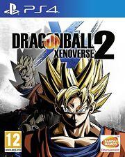 Dragonball Xenoverse 2 (PS4) Nuevo Precintado Dragon Ball