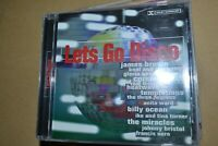 LETS GO DISCO     20 DANCE TRACKS  CD   VARIOUS ARTISTS    FREE POSTAGE   2009
