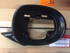 Genuine Honda CIVIC O/S porte a specchio Surround 2006-2011