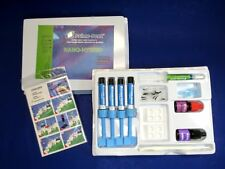 Dental Composite Light Cure Nano Hybrid Resin KIT /4 PRIME DENT