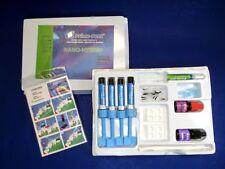 Dental Composite Light Cure Nano Hybrid Resin Kit 4 Prime Dent