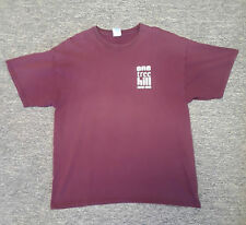 ONE TREE HILL 2009 crew shirt ~ My Call Construction size XL