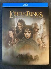 The Lord of the Rings: The Fellowship of the Ring (Blu-ray, Free Shipping)