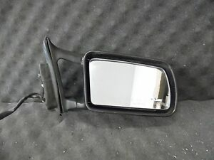 1989 SAAB 9000 RIGHT  SIDE VIEW MIRROR POWER HEATED USED
