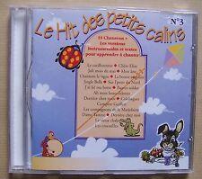 C38- LE HIT DES PETITS CALINS - N°3 - pour apprendre aux enfants à chanter