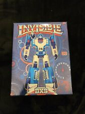 Transformers Masterpiece Mirage/DX9 INVISIBLE