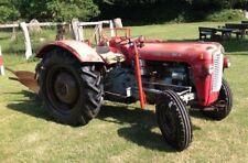 Traktor MF 35 Rot, Gebraucht, Typ 229000. Fahrbereit, Tüv 04/2020