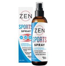 New ZEN SPORT SPRAY 125ML HERBAL JOINT MUSCLE PAIN RELIEF