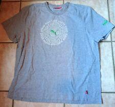 T-Shirt gris Puma taille XXL