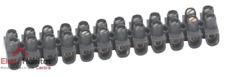 Módulo de domino Nylbloc 2.5mm² negro Legrand 34211