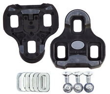 Look Keo Grip Cleats Black with 0 Degree Float