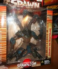 JYAAKU THE NIGHTMARE SPAWN SAMURAI WARS FIGURE MIB  FREE SHIPPING IN U.S.