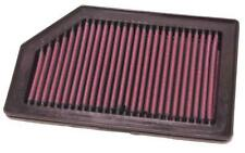 K&N Filters 33-2872 for HONDA JAZZ 1.5L-I4 2004 REPLACEMENT AIR FILTER