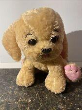 New ListingLabradoodle Plush Lots Of Licks Light Brown Stuffed Animal Dog Cabbage Patch Kid