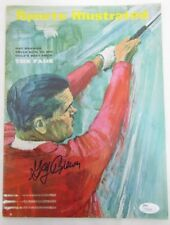 Gay Brewer Signed/Autographed Sports Illustrated JSA 131416