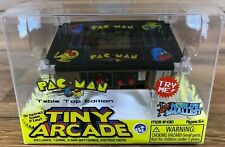 Pac-Man Arcade Game Table Top Edition New Sealed Bandai Pacman Tiny Tabletop