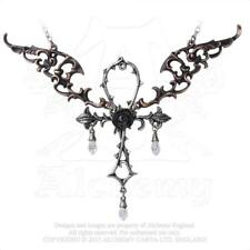 "DTO. -10% ! P748 COLLAR ""WINGS OF ETERNITY"" NECKLACE BY ALCHEMY"