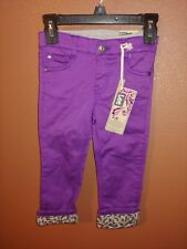 *Bnwt* ~ Very Cute Toddler size ~ Girls's Purple Lee pants ~ Size 2T