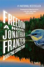 Freedom by Jonathan Franzen (2011, Paperback)  SIGNED BY THE AUTHOR
