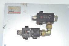 Knapp Hoerbiger Origa AIR PRESSURE REGULATOR control valve plate pneumatic Press