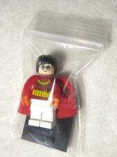5 LEGO® Bricks & FREE Harry Potter red QUIDDITCH Local CUSTOM made MINI-FIGURE