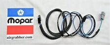 1974 Charger Rallye SE Coronet Road Runner Satellite air conditioning ac harness
