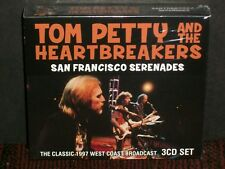 Tom Petty & Heartbreakers - San Francisco Serenades 3-CD SEALED 1997 broadcast