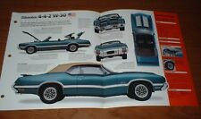 Other Manuals & Literature for 1968 Oldsmobile 442 | eBay