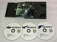 PlayStation1 FINAL FANTASY VII Final Fantasy VII JAPAN SQUARE from japan PS1