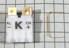 Mini - K Thermocouple PCB Connector PCC-SMP-K : 1pc per lot