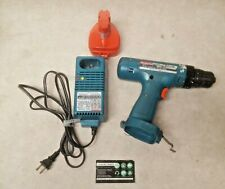 "Makita 6211D 3/8"" Cordless Drill 12 Volt High Capacity W/ Battery & Fast Charger"
