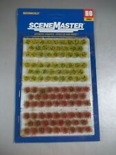 NIB FACTORY SEALED WALTHERS SCENE MASTERS HO SCALE BOTANICALS 2 COLORS