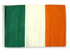 """12x18 12""""x18"""" Ireland Irish Sleeve Flag Boat Car Garden"""