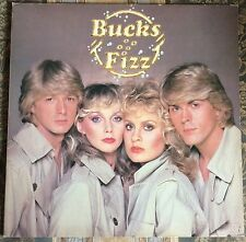 "BUCKS FIZZ,MAKING YOUR MIND UP ALBUM,VINTAGE 12"" LP 33,IN EXCELLENT CONDITION."