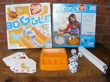 Boggle Jr Your Preschooler's First Boggle Game Parker Brothers For Parts