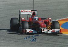 "Fernando Alonso ""Ferrari"" Autogramm signed 20x30 cm Bild"