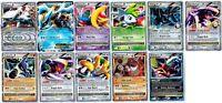 POKEMON CARD Lot de 10 Cartes Niveau X ( lv.X ) Lot N° LPPURA11 01 + 1 EX en kdo