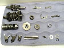 Kawasaki KDX80 #2426 Transmission & Miscellaneous Gears / Shift Drum & Forks