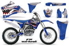 AMR RACING OFF ROAD MOTOCROSS DECAL GRAPHIC KIT YAMAHA YZ 250/450 F 06-09 PWU