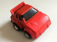 Transformers G1 1985 RED CLIFFJUMPER IGA (damage) (mexican) hasbro takara