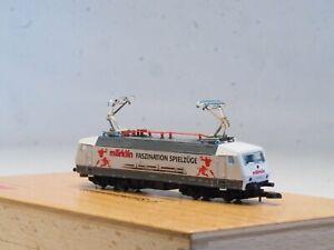 Marklin Z-scale class BR 120 General Purpose Electric locomotive DB 5 pole SP.ED