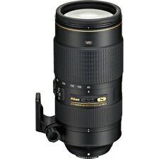Ex Display Nikon AF-S 80-400mm f/4.5-5.6G ED VR lens