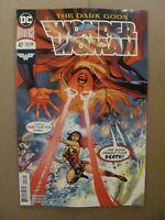 Wonder Woman #47 DC Universe 2016 Series The Dark Gods Part Two 9.6 Near Mint+