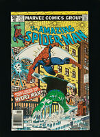 The Amazing Spider-man 212 comic by Marvel in Near Mint