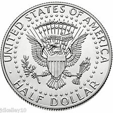2016-D KENNEDY HALF DOLLAR CLAD UNCIRCULATED COIN FROM US MINT