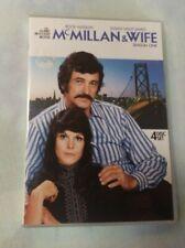 Mcmillan & Wife Season 1