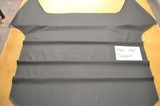 1967 67 1968 68 MERCURY COUGAR & XR-7 BLACK HEADLINER USA MADE TOP QUALITY